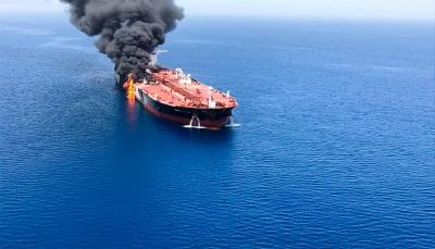 واشنطن تتهم إيران بالوقوف وراء الهجمات في خليج عمان بناء على معلومات استخباراتية