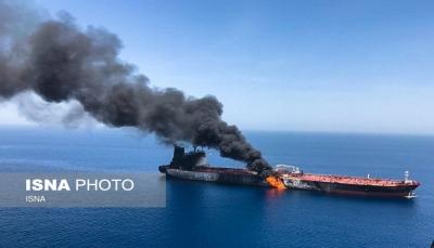 شركتا شحن: ناقلتا نفط تعرضتا لهجمات محتملة في خليج عمان