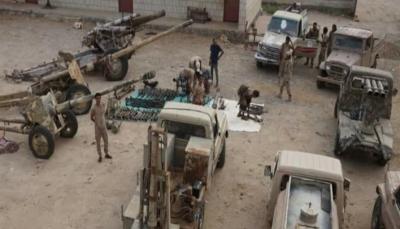 """حجة: الجيش يغنم كميات كبيرة من الأسلحة بينها منصات صواريخ في """"عبس"""""""