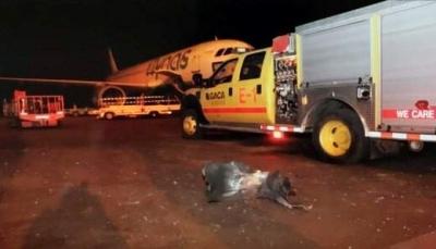 """مقتل وإصابة ثمانية في هجوم حوثي جديد على مطار """"أبها"""".. وتأييد عربي – إسلامي للإجراءات السعودية"""
