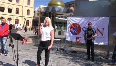 النرويج: رئيسة مجموعة يمينية متطرفة تسيئ للقرآن الكريم