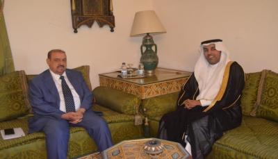 البرلمان العربي يؤكد دعمه للرئيس هادي في مواجهة المليشيا الانقلابية