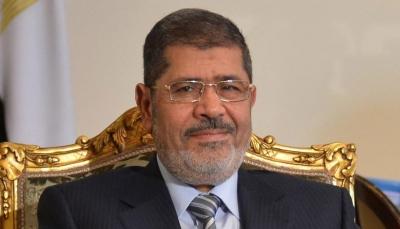 """التلفزيون الرسمي المصري: وفاة الرئيس السابق """"محمد مرسي"""" أثناء جلسة محاكمته"""
