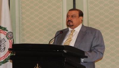 """رئيس مجلس النواب: """"غريفيث"""" ضاق من أكاذيب الحوثيين ونحن على قناعة أننا سننتصر"""