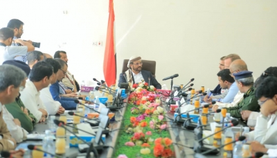 الصليب الأحمر: مأرب تمثل هدفا استراتيجيا قادما لمشاريع المنظمة