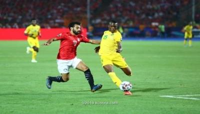 فوز باهت لمصر على زيمبابوي في افتتاح كأس أمم أفريقيا
