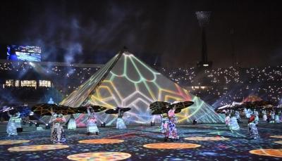 حفل افتتاح مميز وصاخب لكأس أمم أفريقيا 2019 في مصر (فيديو + صور)