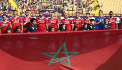 المغرب تتخطى ناميبيا بالنيران الصديقة في أمم افريقيا