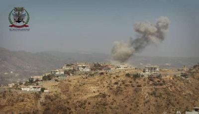 تعز: مصرع 12 حوثياً بينهم قيادي في مواجهات مع الجيش شرقي المدينة