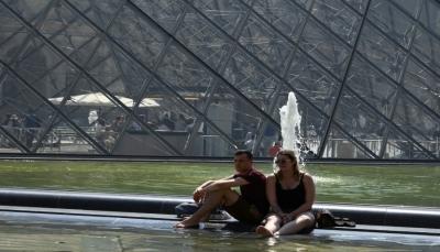 درجات حرارة قياسية في أوروبا تتسبب بتلوث وحرائق ومخاطر صحية