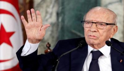 وسائل إعلام: تعرض الرئيس التونسي لوعكة صحية ونقله للمستشفى العسكري