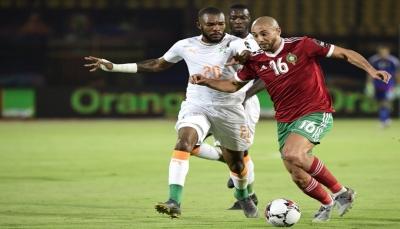 المغرب ينتزع بطاقة التأهل لثمن نهائي بطولة الأمم الأفريقية
