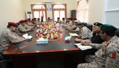 رئيس الأركان: عازمون على استعادة الدولة وإسقاط الانقلاب ومكافحة الإرهاب