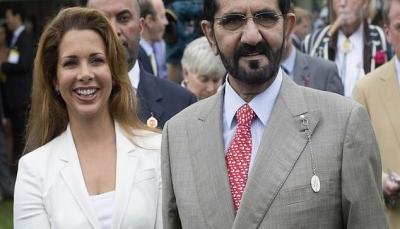 من هي الأميرة هيا بنت الحسين، زوجة حاكم دبي الهاربة منه في لندن؟