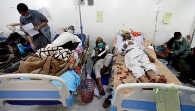 تعز: 63 حالة وفاة بوباء الكوليرا منذ مطلع العام الجاري