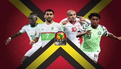 منتخبات ربع النهائي كأس أمم أفريقيا في الميزان