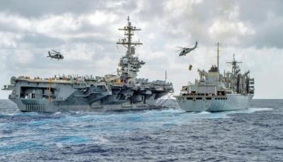 بقيادة أمريكية.. تحالف عسكري دولي لحماية الملاحة الدولية قبالة السواحل اليمنية