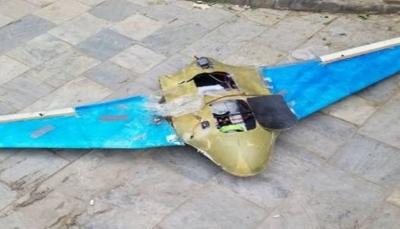 تعز: قوات  الجيش يسقط طائرة مسيرة لميلشيات الحوثي شمال المدينة