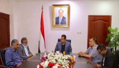 الحكومة: الغذاء العالمي شريك أساسي فى معالجة الأزمة الإنسانية اليمنية
