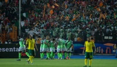 نيجيريا تقتل أحلام جنوب إفريقيا وتقتنص التأهل إلى نصف النهائي