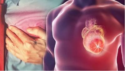 تعرف على علامتين تحذيريتين لخطر الإصابة بنوبة قلبية