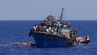 82 قتيلاً بحادث غرق سفينة مهاجرين أمام تونس الأسبوع الماضي