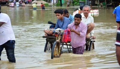 130 قتيل حصيلة الأمطار الموسمية في جنوب آسيا خلال نحو أسبوع