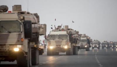 مصدر عسكري: قوات إماراتية تستعد لمغادرة عدن  ضمن ترتيبات عسكرية للتحالف