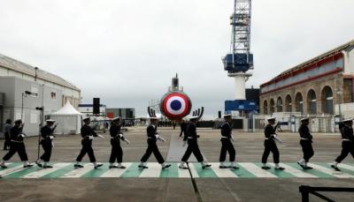 """فرنسا قلقة ازاء حضور صيني """"متنامٍ"""" قرب مراكز حساسة للاتصالات البحرية"""