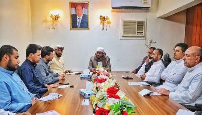 وزير الأوقاف يناقش الاستعدادات لاستقبال الحجاج اليمنيين
