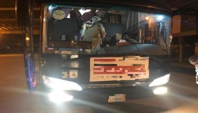 منفذ الوديعة يستقبل أول فوج من الحجاج اليمنيين