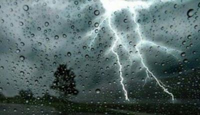 الأرصاد تحذر من هطول أمطار رعدية على مرتفعات ساحل حضرموت