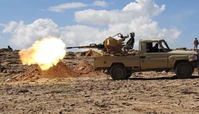 قوات الجيش تحبط هجوما حوثيا على مواقعها غربي تعز