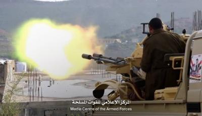 الضالع: قوات الجيش تسيطر على مواقع جديدة في مريس وقعطبة
