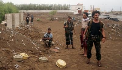 موقع أمريكي: مخاطر الألغام الأرضية التي زرعها الحوثيون ستظل تهدد اليمن لفترة طويلة