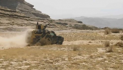 صعدة: الجيش يحرر مواقع إستراتيجية بمديرية باقم