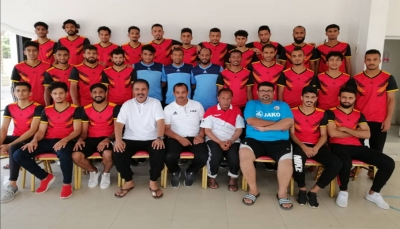 منتخبنا الوطني يتوجه إلى العراق للمشاركة في بطولة غرب آسيا