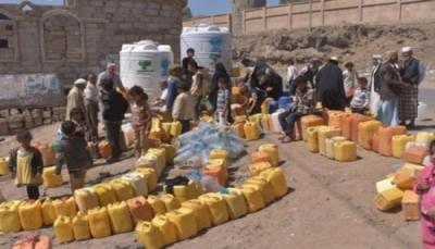الهجرة الدولية: نصف مديريات اليمن بحاجة ماسة إلى خدمات المياة والصرف الصحي