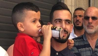 طفل فلسطيني بعمر 4سنوات مدعو للتحقيق من قبل الإحتلال الإسرائيلي
