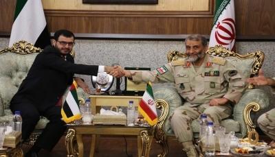 بيان إماراتي- إيراني يؤكد على ضرورة تعزيز العلاقات وتحقيق التعاون الأمني