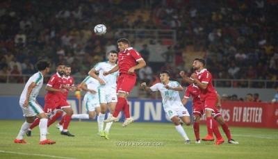 العراق يهزم لبنان في افتتاح بطولة غرب آسيا