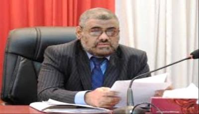 """""""باصرة"""" يعلق عضويته في مجلس النواب احتجاجاً على عدم حل مشكلة الكهرباء بحضرموت"""