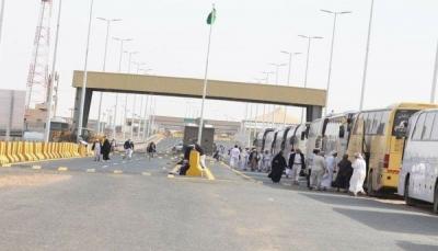 وزارة الأوقاف تعلن استكمال أعمال تفويج الحجاج اليمنيين