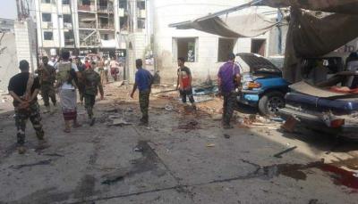 الداخلية: 49 قتيلا حصيلة العمليتين اللتين استهدفتا معسكر الجلاء وشرطة الشيخ عثمان بعدن
