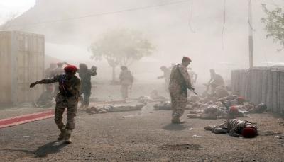 """قيادي حوثي يحرض على الإصلاح بعدن ومسؤول بالحزب يرد """"الحوثي إما مجرم مباشر أو شريك"""""""