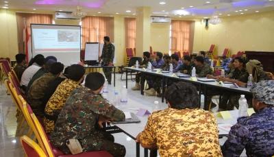 مأرب: تدشين الدورة التدريبية الخاصة بحماية المدنيين في النزاعات