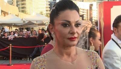 ممثلة لبنانية تدعو لقمع الفلسطينيين أو التخلص منهم في «أفران هتلر»
