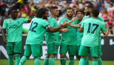 ريال مدريد يسعي لتحسين صورته في آخر تجربتين وديتين