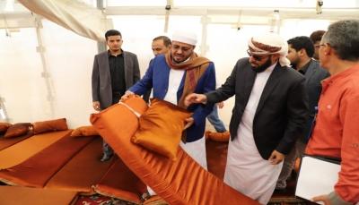 وزير الأوقاف يؤكد استكمال الاستعدادات النهائية لتصعيد الحجاج اليمنيين إلى منى