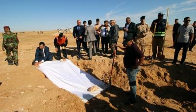 الكويت تتسلم رفات أسرى لها من العراق فقدوا منذ 28 عاما